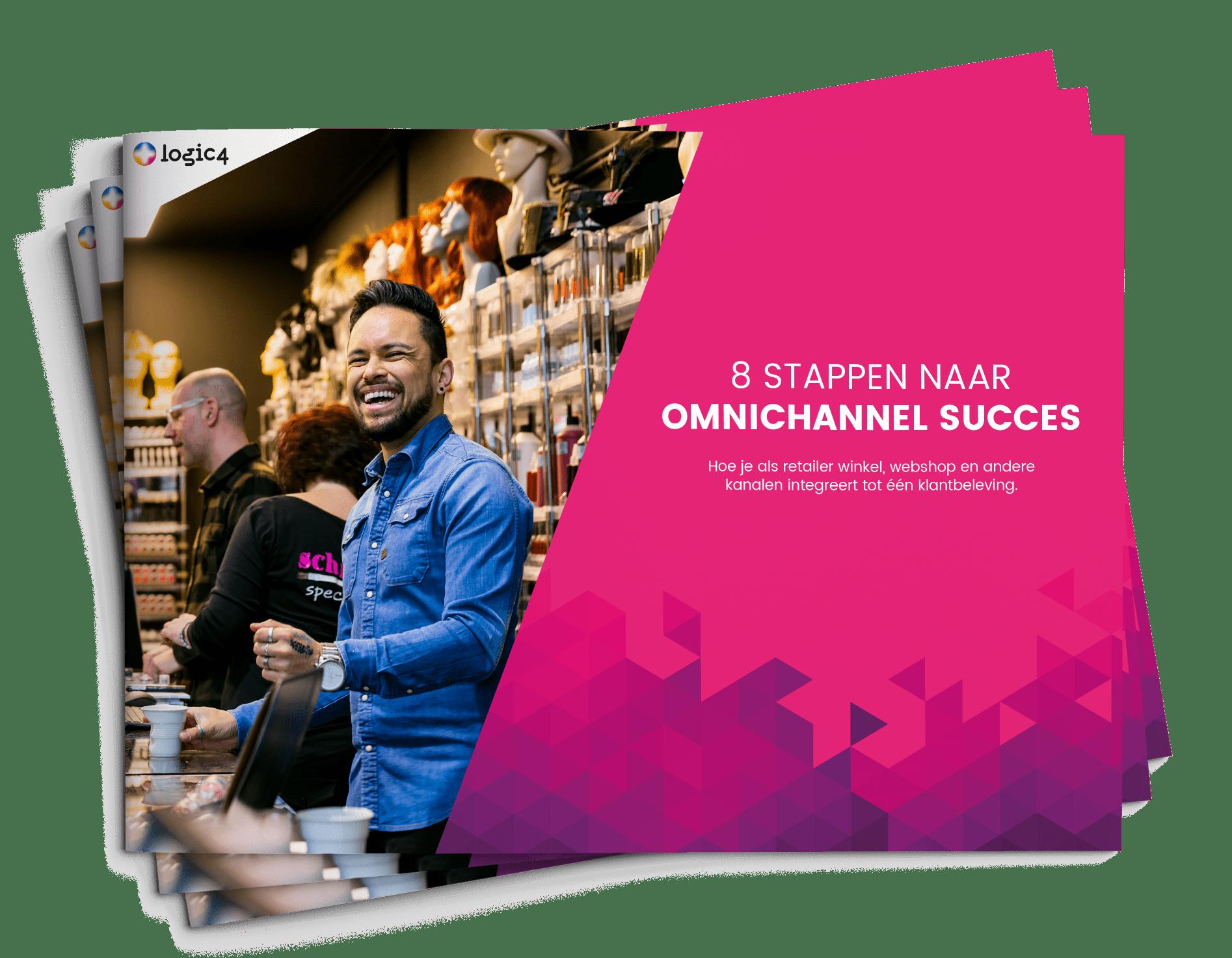 Amazon e-commerce Whitepaper 8 stappen naar omnichannel succes cover