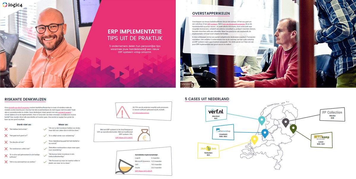 Whitepaper ERP implementatie - preview