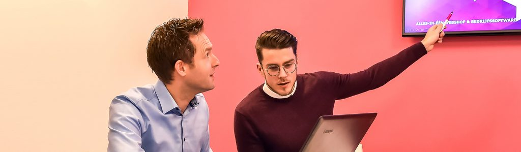 Businesscase als handig hulpmiddel bij keuze nieuwe webshop & bedrijfssoftware
