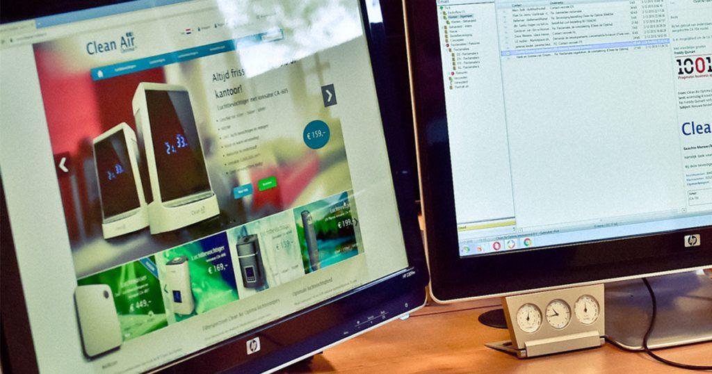 Hoe webwinkels kunnen voldoen aan nieuwe regels en informatieplicht